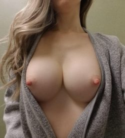 Cutie with pink nipples