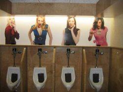 Public Humiliation via Las Vegas SPH Urinals