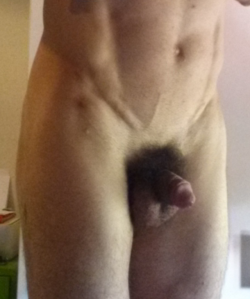This is my morning wood