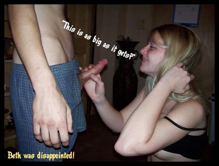 Disappointed? I'm jealous!