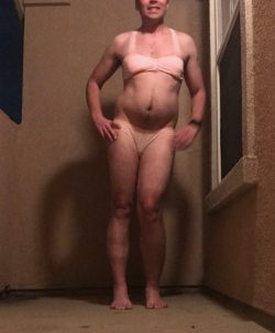Because I am a sissy bitch that cannot please women and because…