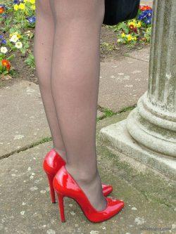Stockings & Heels