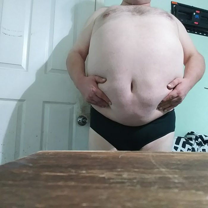 Me in my panties