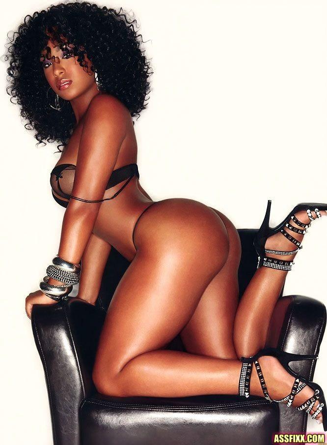 Ebony Ass! #1 ( try not to drool lol! )💖🖤💜