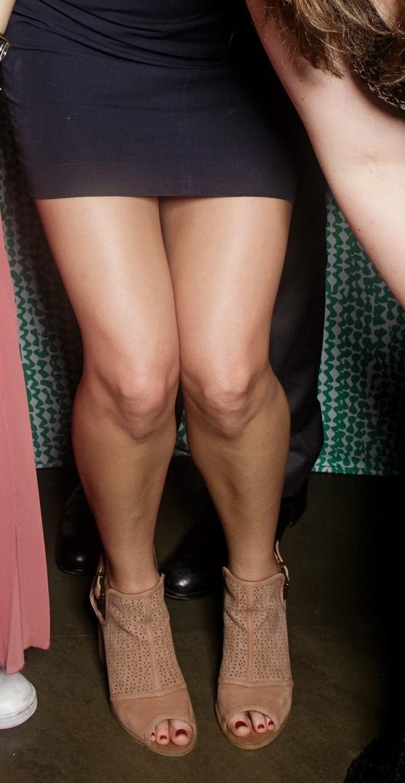 Peekaboo Pedicure Toes