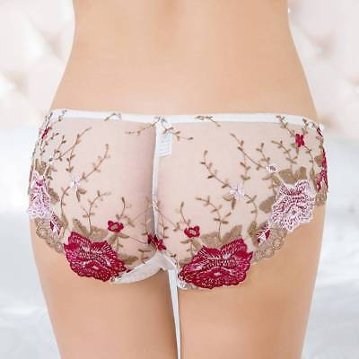 "Clothes make the sissy❣👙👠💄❣ Floral, mesh, see-through panties Your ""Sissy Ass"" deser ..."