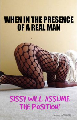 Craigslist Cock Made Me The Sissy I Am