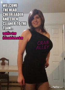 MD Head Cheerleader for Team Crab Alley Announced