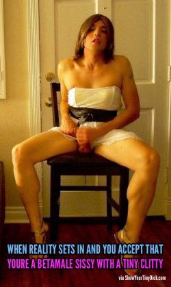 Betamale Sissy Clitty Reality
