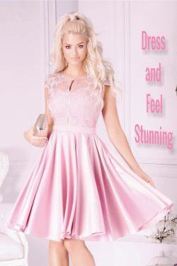 Dress Like a Girl and Feel Stunning