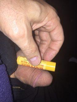My wife calls it a little boy pencil dick