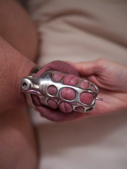 Be Prepared for Chastity Slavery