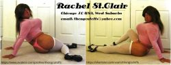 Rachel St.Clair Glamour Shot