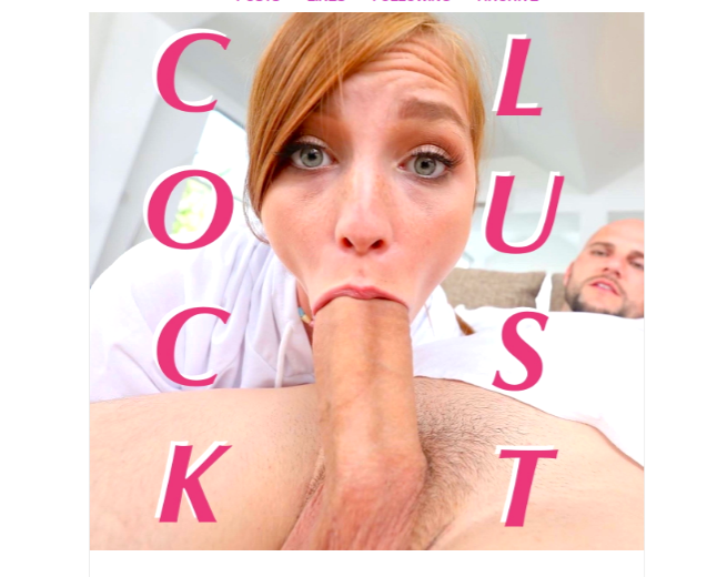 All sissys lust cock