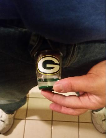 My Third Try – The Shot Glass Challenge