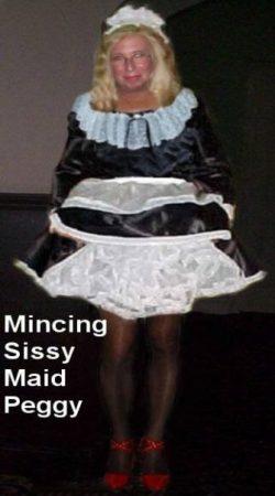 Sissy Maid Peggy
