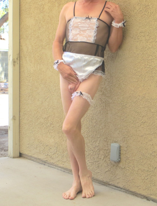 Slutty, White and Sissified