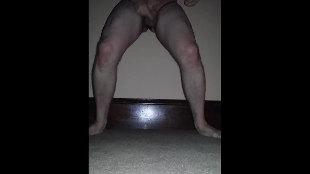 Small Penis Attempts One Hand Jerk Off Session and Fails