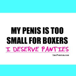Penis Too Small for Boxers?