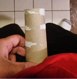 Taking the Toilet Paper Roll Test