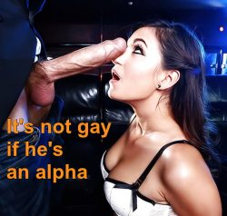 suck alpha cock