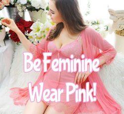 i love pink :)