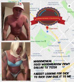 Faggot address