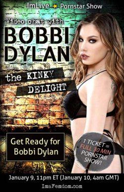 Bobbi Dylan Webcam Live Streaming 1/9