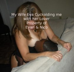 Yup My wife also has a lover