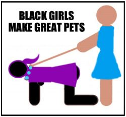 Black Girls Make Great Sex Toys