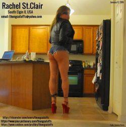 Rachel's Biker SLUT Look for 2019