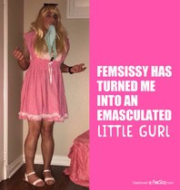 Publicly Exposing a Sissy Beta Boi