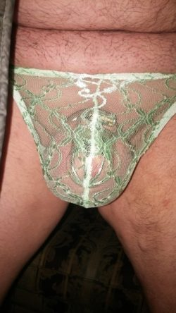 Wife keeps me locked, and loves BBC