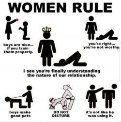 The female veneration