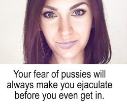 Pussy Penetration Anxiety Disorder