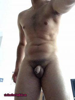 "Tiny dick thinks he is a ""grower"""
