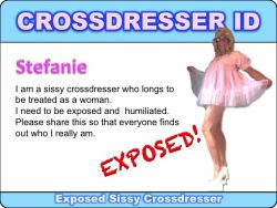 crossdresser ID