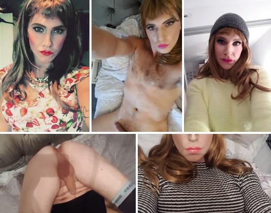 Please help expose me like a sissy slut