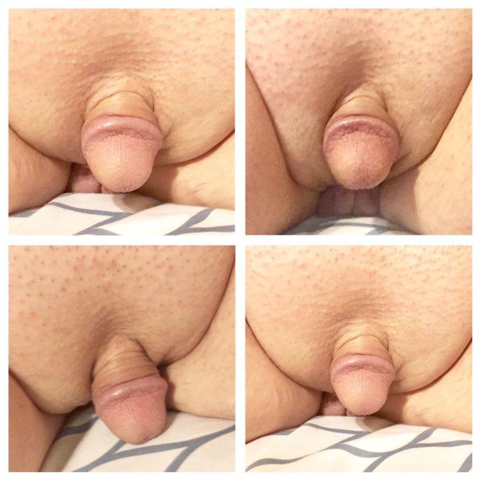 Sissy limp Dick