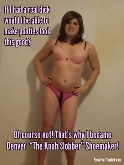 Can you make panties look as good as Denver?