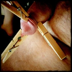 Sunday morning cock torture 3