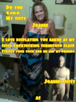 Joanne Cole exposes gay Sissy Richard Holmes