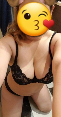 Wife Wearing See Thru Black Bra