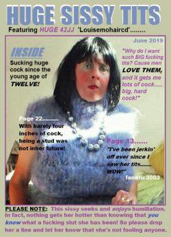 'Louisemohaircd' Fantasy Magazine Cover…