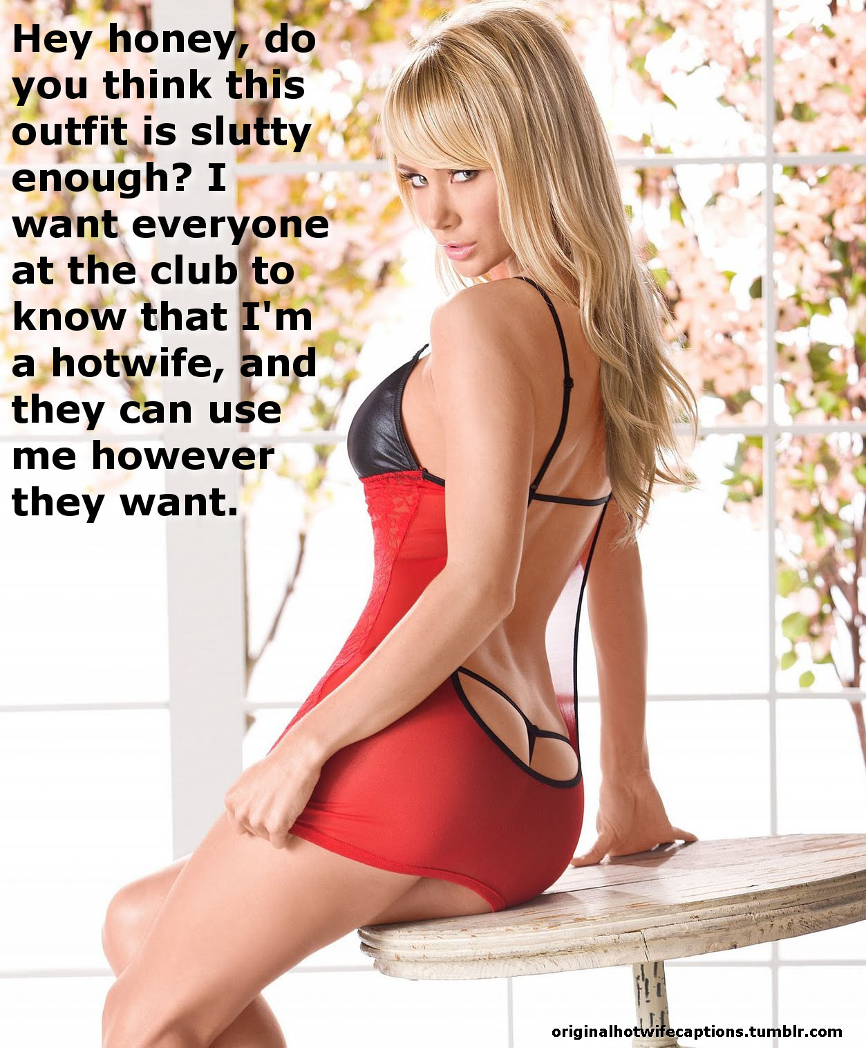 How to be a hot wife