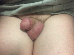 Pathetic runt of a cock
