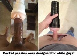 Cock Comparison / Pocket pussies.