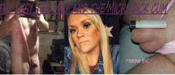 The sissy, the milf, and the micro cock