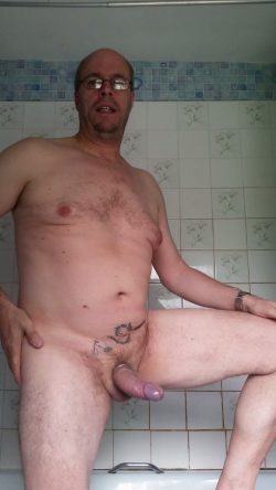 Adrian showing his erection………who will blow me,??