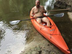 boating naked